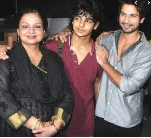Ishaan Khattar Biography, Age, Father, Mother, Brother, Movies, Affairs, Birthday - gulabigangofficial.in 5