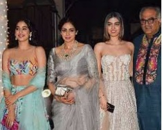 Jhanvi Kapoor Biography, Mother, Father, Sisters, Movie, Birthday - gulabigangofficial.in 8