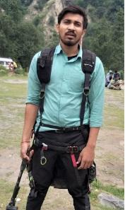 Vipin Sahu The Paragliding Man Entering Roadies, Mujhse Shaadi Karoge 1