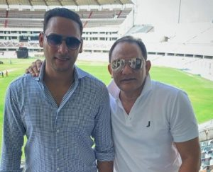 Asad Azharuddin Biography - Marriage Photos, Family, Father, Mother, GF, Marriage, Career 5