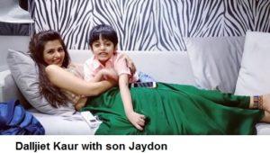 Dalljiet Kaur Biography - Bigg Boss 13 Contestant, TV Shows, Husband, Son, BF 5