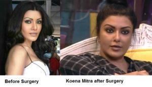 Koena Mitra Biography - Bigg Boss 13 Contestant, Age, Movies, Husband, Surgery 9