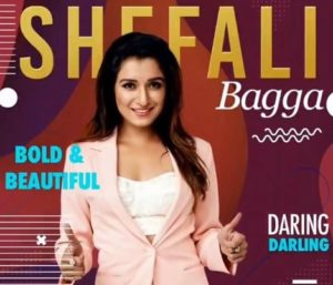 Shefali Bagga Biography - Bigg Boss 13 Contestant, Photos, Age, News Reporter, Channel 9