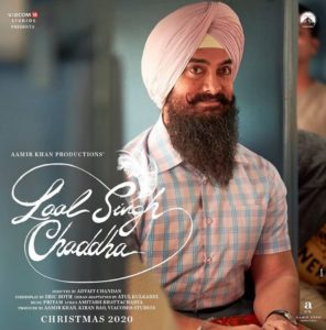 Bollywood News - Aamir Khan released First Poster of his movie Lal Singh Chaddha 3