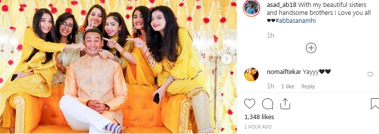 Anam and Asad Wedding Pics, Photos, Videos, Guests - gulabigangofficial.in 13