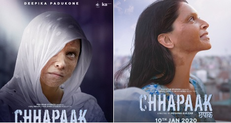 Chhapaak - Deepika Padukone Movie Trailer, Star Cast, Release Date, Review, Box Office Collection 1