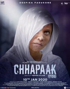 Chhapaak - Deepika Padukone Movie Trailer, Star Cast, Release Date, Review, Box Office Collection 3