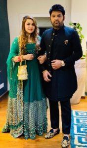 Kapil Sharma Baby Pics, Name, Wife Ginni, Marriage Anniversary, Twitter, Instagram 9