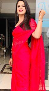 Pranjal Dahiya Biography, Age, 52 Gaj Ka Daman song, New Song, Tik Tok Videos, Marriage, Husband, Contact 8