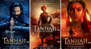 Tanhaji Movie 3D, Trailer, Budget, Star Cast, Release Date, Review, Box Office Collection 1