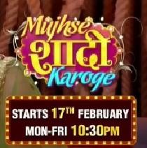 Mujhse Shadi Karoge Colors TV Show, Shehnaaz Gill, Paras Chhabra Ki Shaadi, On Air Date, Time 1