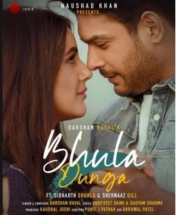 Sidnaz Song Bhula Dunga