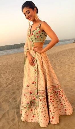 Shivangi Joshi biography