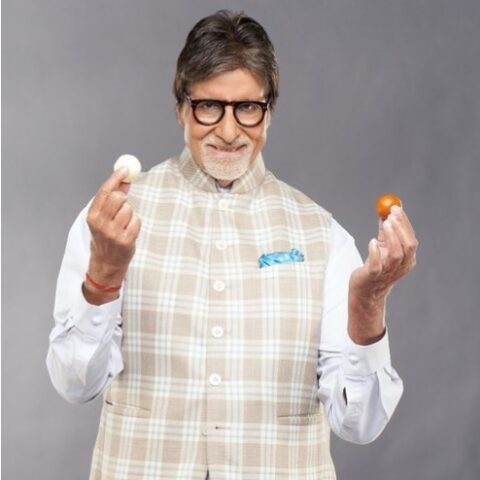 Amitabh Bachchan Latest Pics from an Ad Shoot