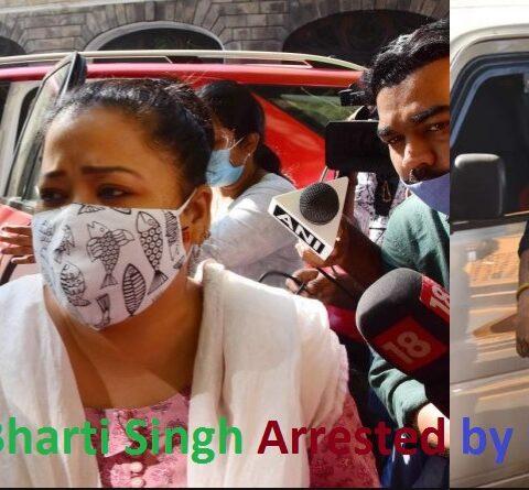 Bharti Singh Arrested by NCB