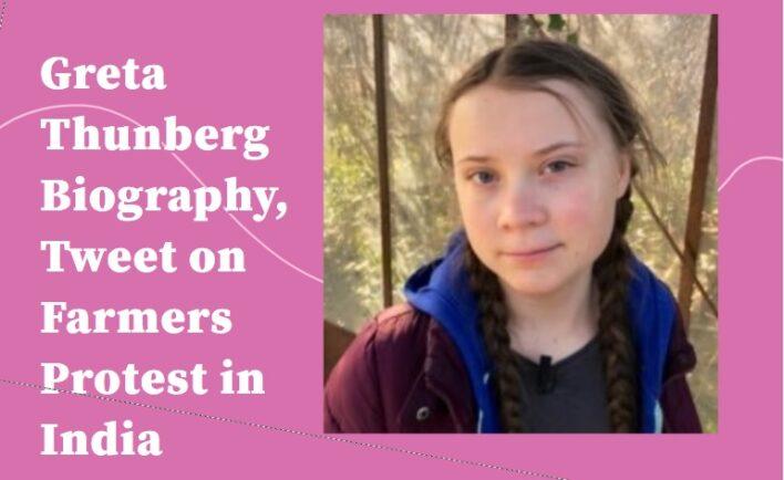 Greata Thunberg Biography