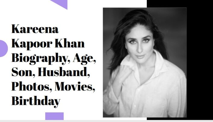 Kareena Kapoor Khan Biography