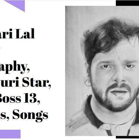 Khesari Lal Yadav Biography