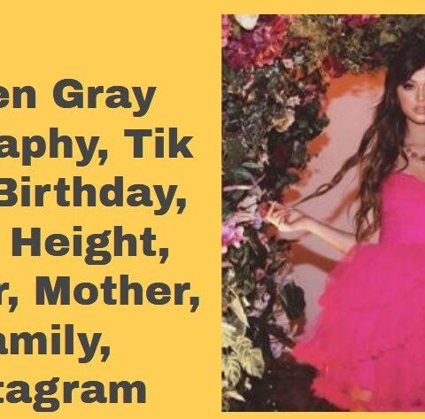 Loren Grey Biography
