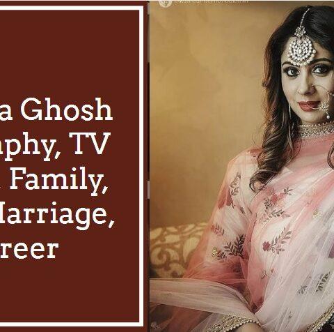 Sangeeta Ghosh Biography