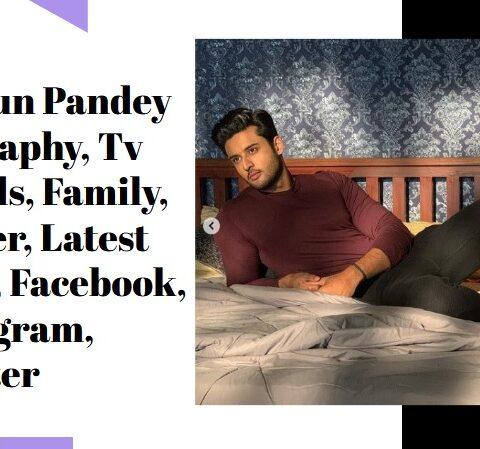 Shagun Pandey Biography
