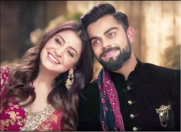 Virushka - The Cute Couple
