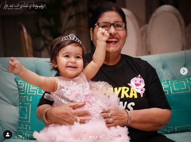 Anayra Sharma Birthday Photos