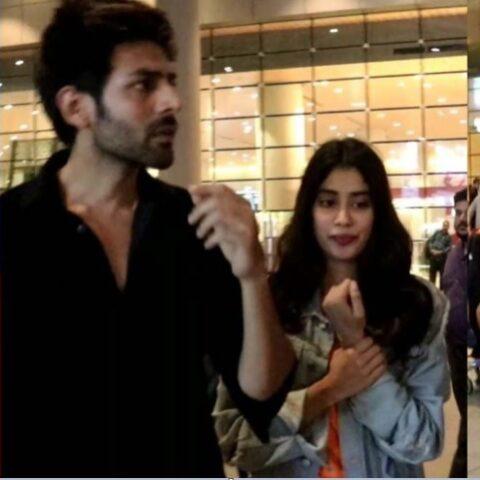 Are Kartik Aryan and Jhanvi Kapoor Dating