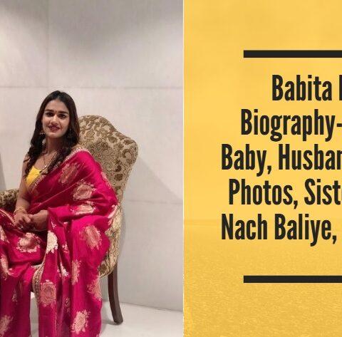 Babita Phogat Biography