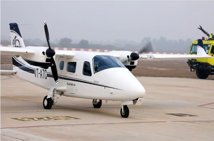 First Air Taxi in India