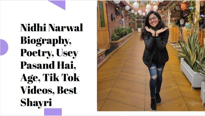 Nidhi Narwal Biography