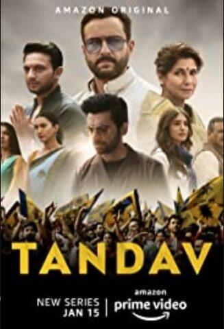 Tandav Web Series Controversy