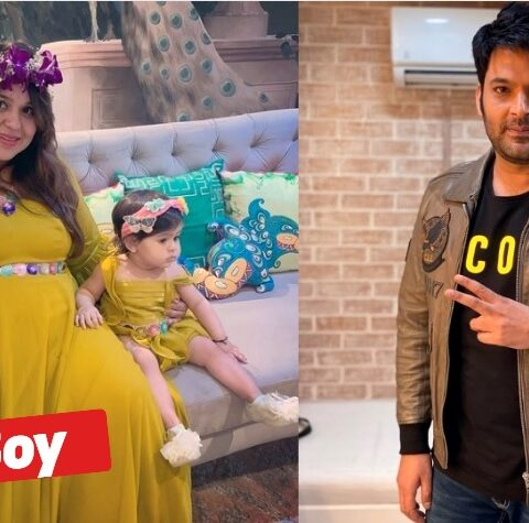 Comedian Kapil Sharma and Ginni Chitrath blessed with a baby boy