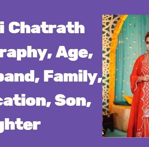 Ginni Chatrath Biography