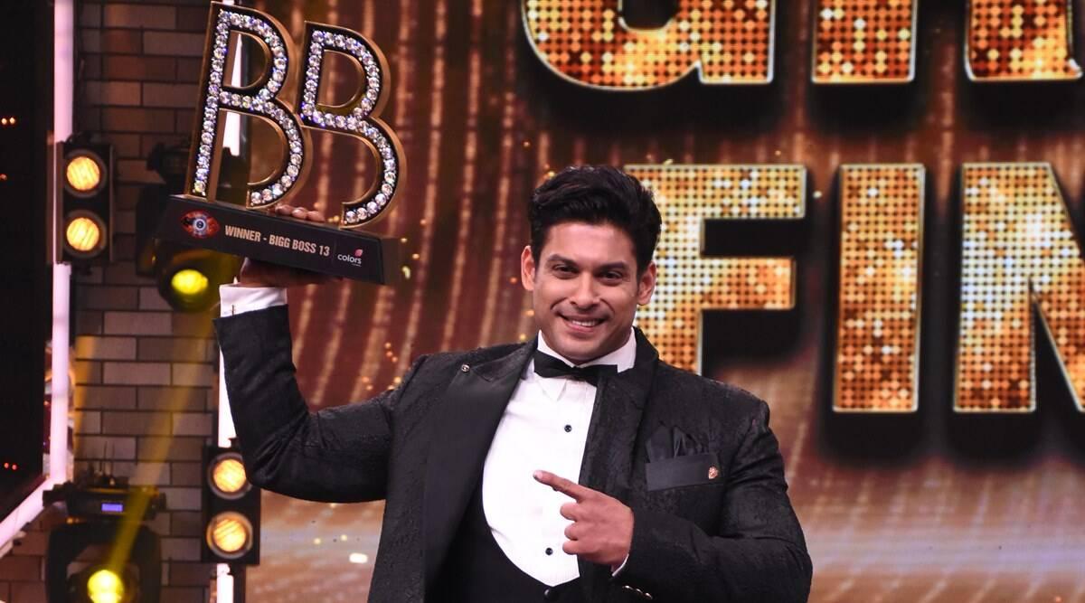 Siddharth Shukla Bigg Boss Winner